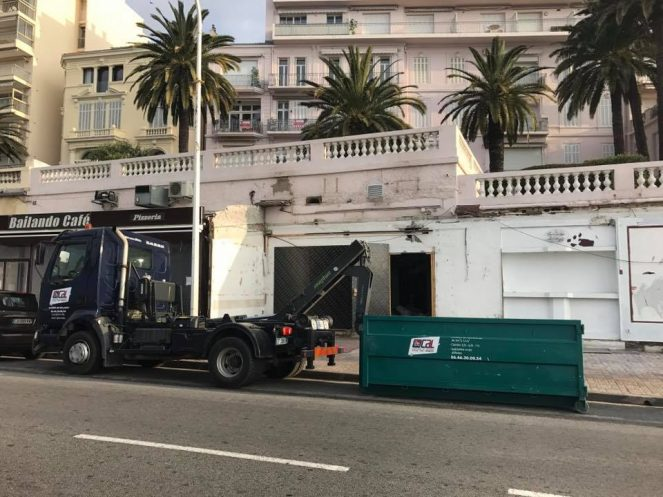 Cannes archives location de bennes recyclage triage - Location benne gravats ...