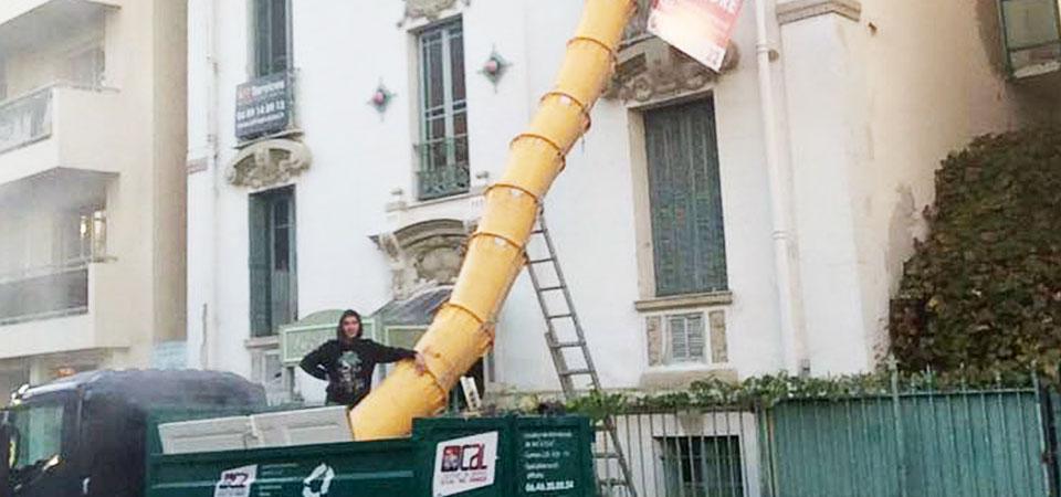 location-de-goulottes-de-chantier